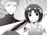 Magika no Kenshi to Shoukan Maou - Vol 3 Chap 1