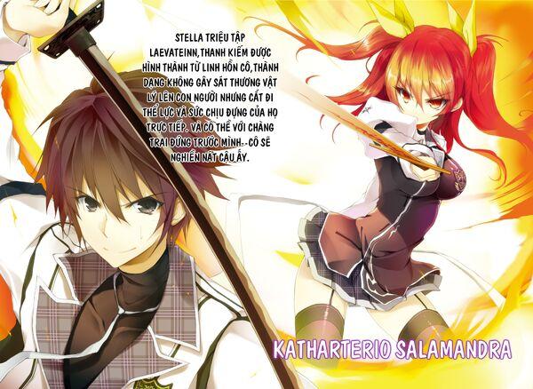 Rakudai Kishi no Chivalry Colour 02