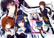 Absolute Duo Volume 1 Colour 4