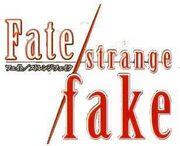 Fate strange fake logo(Fmz)