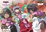 Gakusen Toshi Asterisk Volume 04 - Colored 1