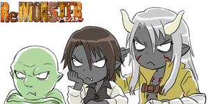 Rou Re-Monster