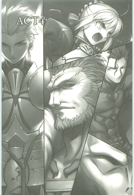 Fate Zero Act4