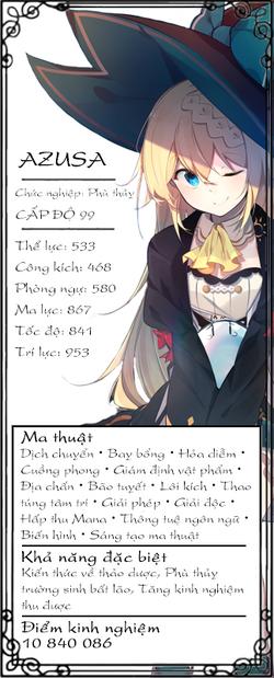 Azusa&Slime3 Chapter 2