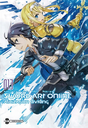 Sword Art Online Vol 13 - 001