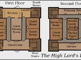 Residenz des hohen Lords