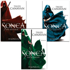 Sonea-Saga Bücher