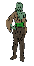 Forest Giant Sprite