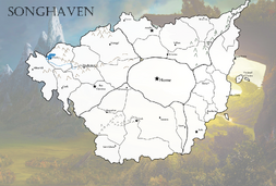 Songhaven Map B