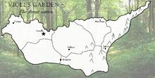 Violl's Garden Map