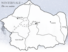 Wintervale Map