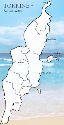 Torrine Map