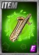 Bass saxophone 128