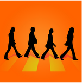 Artist Logo - The Beatles; 1962-1970