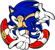 SA1 Sonic