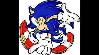 Sonic Adventure - Sonic The Hedgehog Unused Voice Sound