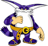 Big the cat by sc