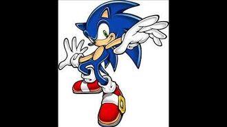 Sonic Adventure 2 - Sonic The Hedgehog Voice Sound