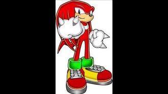 Sonic Adventure 2 - Knuckles The Echidna Unused Voice Sound