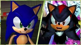 Sonic Adventure 2 the Movie (All Cutscenes & All Bosses)