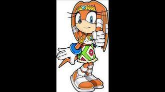 Sonic Adventure - Tikal The Echidna Unused Voice Sound