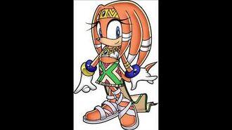 Sonic Adventure - Tikal The Echidna Voice Sound