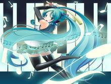 Hatsune Miku - World Outside