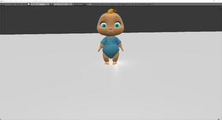 Lost Agnt. baby adult teddy Commando
