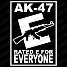 Mission Adventure Commandos RATED-E-FOR-EVERYONE-Vinyl-Decal-4