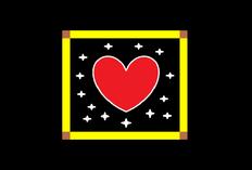 Heart Power up item box