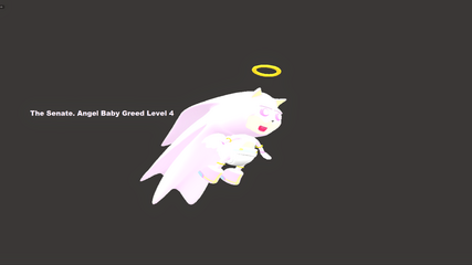 Angel baby greed level 4 by jorgebunny the power of the senate