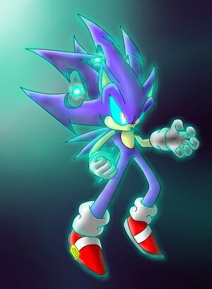Dimensional Hedgehog Dude