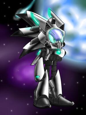 Cosmic Hedgehog Dude