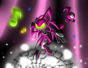 Rhythm Hedgehog Dude