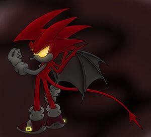 Demon Hedgehog Dude