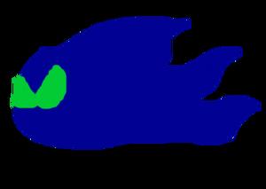 Navy Liquid