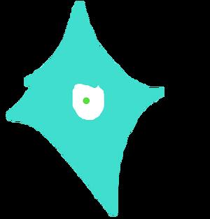 Turquoise Wisp