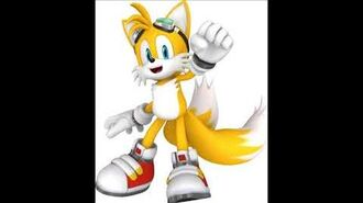 Sonic Free Riders - Miles ''Tails'' Prower Unused Voice Sound