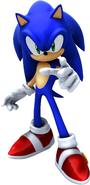 Sonic 2006 Sonic
