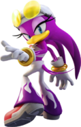 Wave-Sonic-Forces-Speed-Battle