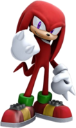 Sonic 2006 Knuckles