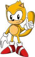 Sonic series ray 2D