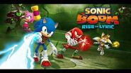 Sonic Synergy Boom - Battle Mode Narration Clips