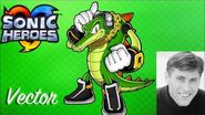 Vector Voice clips ~ Marc Biagi (Sonic Heroes)