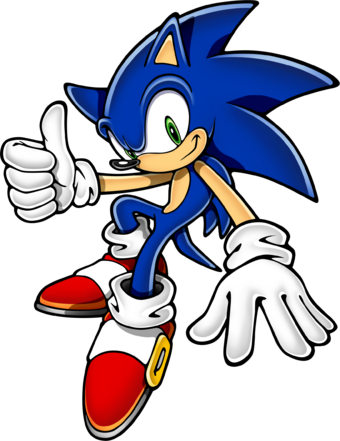 Sonic The Hedgehog Sonic Art Assets Dvd Wiki Fandom
