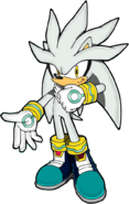 Sonic channel silver