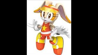 Sonic Free Riders - Cream The Rabbit Unused Voice Sound