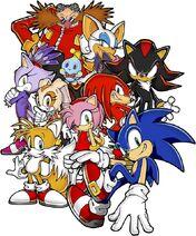 Sonic Art Assets DVD - Group