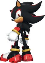 Sega Superstars Tennis Shadow