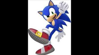 Sonic Lost World - Sonic The Hedgehog Voice Clips